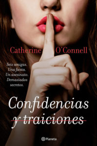 Confidencias y Traiciones Available April 1